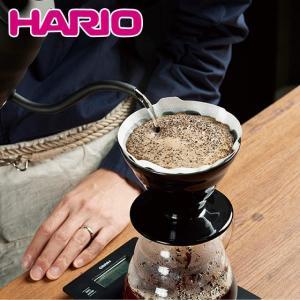HARIO(ハリオ)V60 透過ドリッパー 02 粕谷モデル KDC-02-B|daily-3