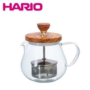 HARIO(ハリオ)ティオール・ウッド TEO-45-OV 450ml|daily-3