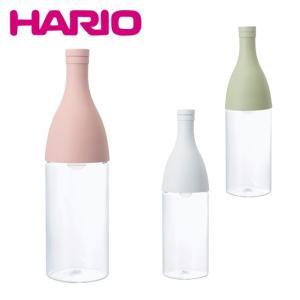 HARIO(ハリオ)フィルターインボトル・エーヌ 選べるカラー 800ml 水出しボトル|daily-3