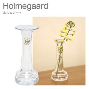 ホルムガード ガラス 花瓶 花器 オールドイングリッシュ ソリティア フラワーベースクリアー (S) H12 4343807|daily-3