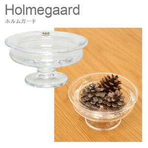 ホルムガード ガラス 花器 オールドイングリッシュ フラワーボウル クリアー H13 4343813 Holmegaard|daily-3