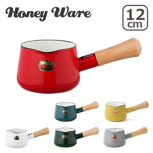 Honey Ware(ハニーウェア)Solid 12cm ミルクパン|daily-3
