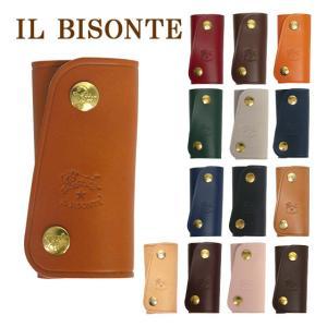 IL BISONTE(イルビゾンテ)C0378P 4連キーケース 選べるカラー|daily-3