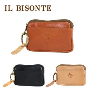 IL BISONTE(イルビゾンテ)C0747P コインケース 選べるカラー|daily-3