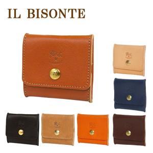 IL BISONTE イルビゾンテ C0774 コインケース 選べるカラー|daily-3