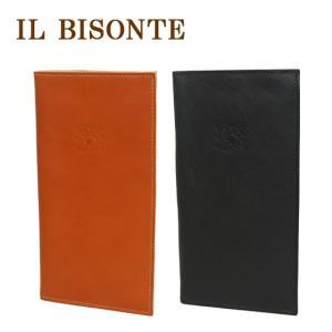 IL BISONTE(イルビゾンテ)C0974P 小銭入れ付 長財布 選べるカラー|daily-3