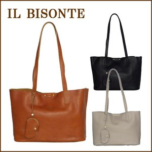 IL BISONTE(イルビゾンテ)トートバッグ A2624 P 選べるカラー|daily-3