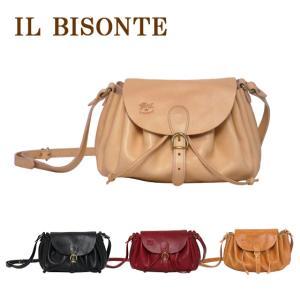 イルビゾンテ バッグ レディース レザー ショルダー IL BISONTE A2378 ショルダーバッグ 選べるカラー|daily-3