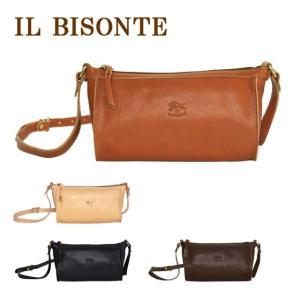 IL BISONTE(イルビゾンテ)A2513 ショルダーポーチ 選べるカラー|daily-3