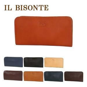 IL BISONTE(イルビゾンテ)C0909 L字型ファスナー付長財布 小銭入れ付 選べるカラー|daily-3