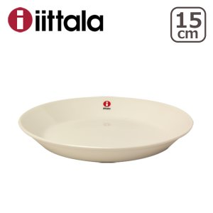 イッタラ ティーマ 15cm プレート ホワイト|daily-3