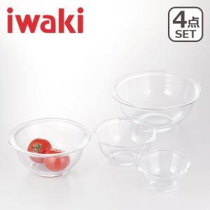 iwaki(イワキ)ボウル4点セット PSC-BO-30N 耐熱ガラス 調理器具 daily-3