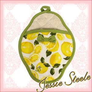 ジェシースティール ポットミトン サマーレモン jessie steele|daily-3