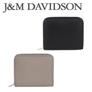 ジェイアンドエムデヴィッドソン ミニ財布 SMALL ZIP AROUND WALLET ラウンドファスナー 10264N 7314 選べるカラー|daily-3