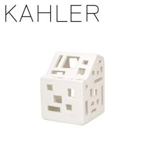 ケーラー アーバニア キャンドルホルダー ティーライトハウス アトリエ H100 16111 KAHLER|daily-3