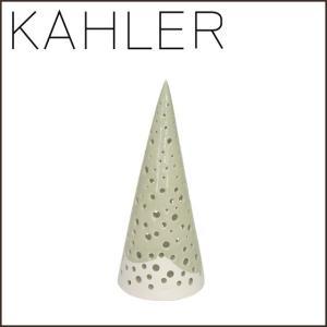ケーラー ノビリ キャンドルホルダー ツリー(S) KAHLER Nobili candle holder H180 steel 15320|daily-3