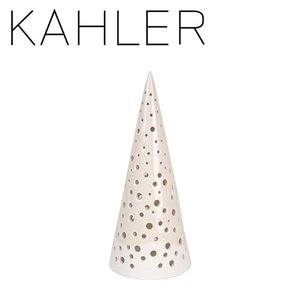 ケーラー ノビリ キャンドルホルダー ツリーH190 KAHLER Nobili tea light holder H190 nude 692463 KAHLER|daily-3
