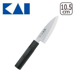 貝印 金寿 ST 和包丁 出刃 105mm 関孫六 調理器具 000AK1100|daily-3