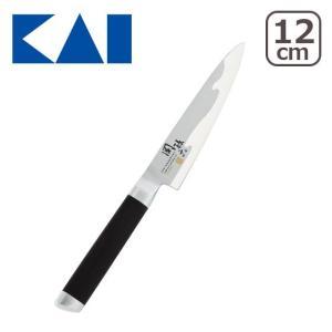 貝印 15000ST ペティナイフ 120mm 関孫六 調理器具 000AE5304|daily-3