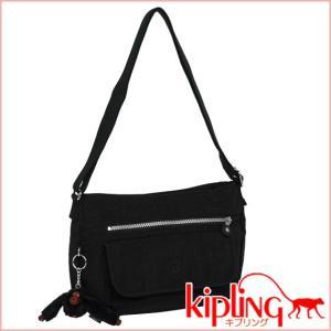 キプリング ショルダーバッグ SYRO K13163 ブラック|daily-3