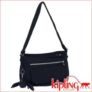 キプリング ショルダーバッグ SYRO K13163 トゥルーブルー|daily-3