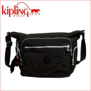 キプリング ショルダーバッグ GABBIE 15255 ブラック レディース バッグ|daily-3