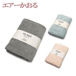 エアーかおる 今治デオドラントタオル バスタオル 選べるカラー 日本製 daily-3