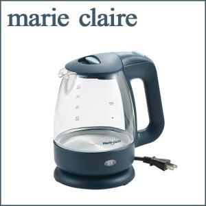 marie claire(マリ・クレール) Aqua Glass 電気ケトル1.2L|daily-3