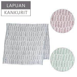 ラプアン カンクリ(Lapuan Kankurit)RUUSU x HVITTRASK リネンマルチタオル 95x180 選べるカラー multi-use towel|daily-3