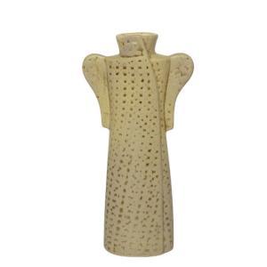 リサラーソン 花瓶 ワードローブ コート Lisa Larson Clothes Wardrobe 1560500 Coat ベージュ daily-3
