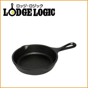 ロッジ ロジック ミニスキレット 5インチ L5MS3|daily-3
