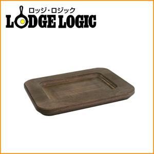 ロッジ ロジック LODGE LOGIC レクタングルミニサーバー用木台 UMSRC|daily-3