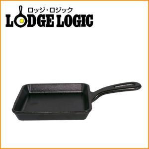 ロッジ ロジック LODGE LOGIC スクエア スキレット L5WS3|daily-3
