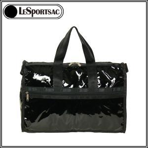 レスポートサック ボストンバッグ 7184  BLACK PATENT 9902 ブラックパテント|daily-3