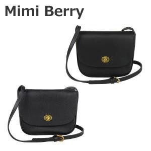 Mimi Berry ミミベリー Francis レザー ショルダーバッグ 選べるカラー|daily-3