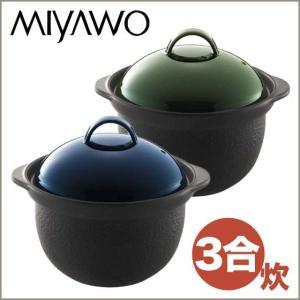 MIYAWO(ミヤオ) サーマテック 直火炊飯土鍋 3号 daily-3