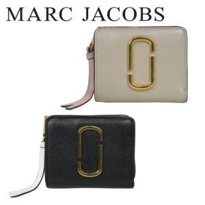 マークジェイコブス 二つ折り財布 レディース 小銭入れ付き M0014282  選べるカラー|daily-3