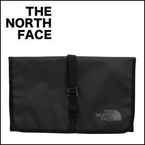 ザ・ノースフェイス BASE CAMP Roll Kit トラベルポーチ TNF Black|daily-3