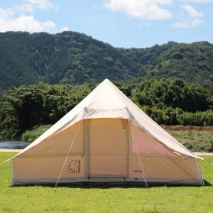 ノルディスク Utgard 13.2 Basic Cotton Tent 142010 ウトガルド ...