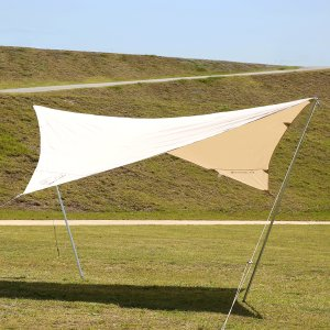 ノルディスク カーリ Kari Diamond 10 カリ ダイヤモンド Basic Cotton Tentwing Incl. Pegs/Poles/Guy Ropes  タープ 142019 Nordisk|daily-3