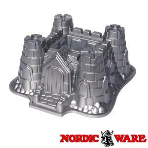 ノルディックウエア オシャレなお城のケーキ型 キャッスルパン Nordic Ware|daily-3