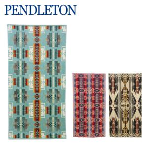 Pendleton ペンドルトン バスタオル アイコニック ジャガード XB218 76x147cm...