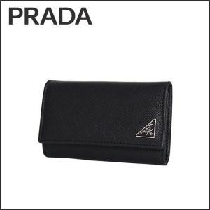 PRADA (プラダ) 6連キーケース メンズ 2PG222-QHH 選べるカラー|daily-3