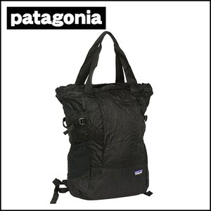 PATAGONIA パタゴニア 2WAYバッグ 48808 ライトウェイト トラベル トート パック LW Travel Tote Pack BLACK|daily-3