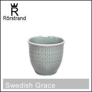 Rorstrand ロールストランド スウェディッシュグレース エッグカップ アイスブルー エッグボウル|daily-3