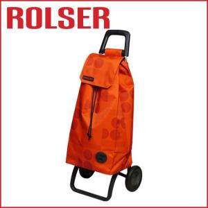 ロルサー MOUNTAIN LOGOS ショッピングカート2輪 59L MANDARINA|daily-3