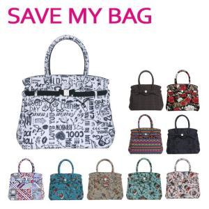 SAVE MY BAG セーブマイバッグ ミス ハンドバッグ 10204N PRINTED 選べるカラー daily-3