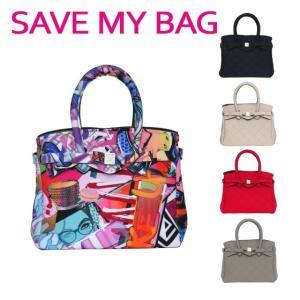 SAVE MY BAG セーブマイバッグ プチ ミス ハンドバッグ 10104N グラフィティ)リミテッドエディション daily-3
