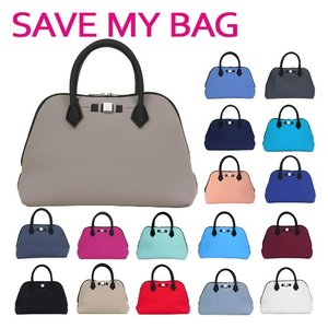SAVE MY BAG (セーブマイバッグ)PRINCESS MIDI プリンセス ミディ トートバッグ 10530N-LY-TU 選べるカラー daily-3