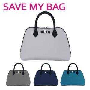 SAVE MY BAG (セーブマイバッグ)PRINCESS MIDI METALLIC トートバッグ 10530N-LY-ME 選べるカラー daily-3
